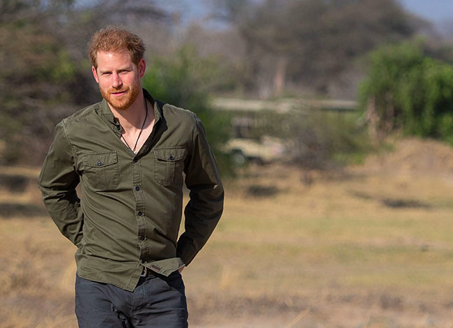 Prince Harry credits Botswana as his 'escape' after Diana's death