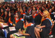 Photo of 1 780 Students Graduate at University of Botswana