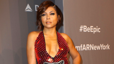 Photo of Taraji P. Henson Talks About Her Father's Mental Health Struggles