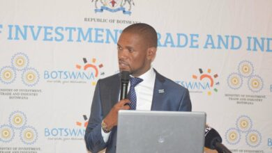 Photo of Botswana's Ministry of Investment, Trade and Industry Warns public about fake Facebook account