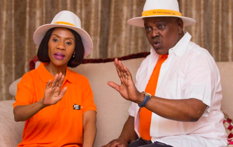 Read 'President Masisi's Sixteen Days of Activism Against Violence on Women and Children' Message