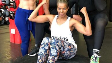 Photo of Connie Ferguson – Fighting against Coronavirus