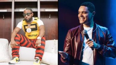 Photo of Trevor Noah Beat Cassper Nyovest in FIFA