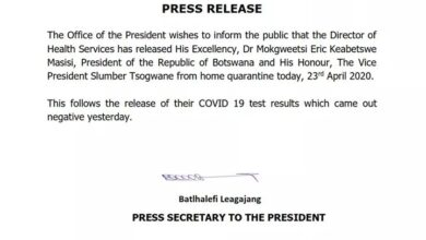 Photo of Press Release
