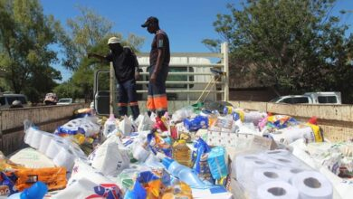 Photo of CITY OF FRANCISTOWN LAUNCHES DISTRIBUTION OF COVID-19 FOOD RELIEF PACKAGES