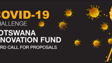 Photo of BOTSWANA INNOVATION FUND CALLS FOR PROPOSALS FOR SOLUTIONS ADDRESSING COVID 19 PANDEMIC CHALLENGES