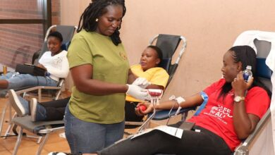 Photo of University of Botswana has been awarded Best Tertiary and Overall Institution in Blood Transfusion