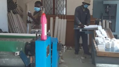 Photo of POVERTY ERADICATION BENEFICIARIES TO SUPPLY DISTRICT COUNCILS WITH TOILET ROLLS