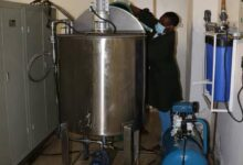 Photo of POVERTY ERADICATION BENEFICIARIES PRODUCE SANITIZER