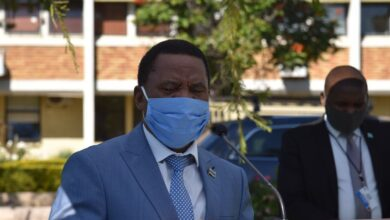Photo of TSOGWANE ASSURES ACCOUNTABILITY FOR DONATIONS