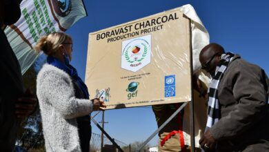 Photo of BORAVAST Charcoal was Launched Yesterday In Bokspits.