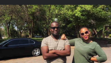 Photo of Oaitse Chamme Celebrates Six year Anniversary With His Wife