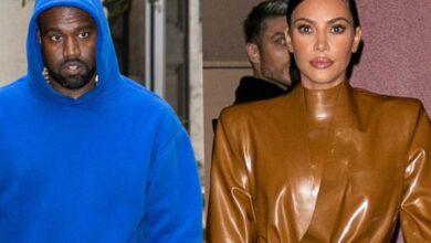 Photo of Kim Kardshian West Speaks Out regarding Her Husband Kanye West's Mental Health