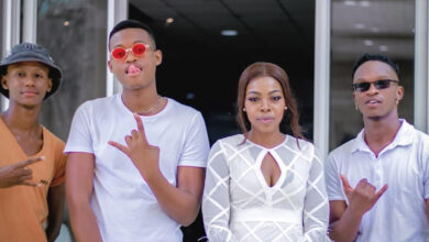 Photo of Ice Cold Mob' 'Hold On' Featuring Samantha Mogwe Visuals Too Cool For Words