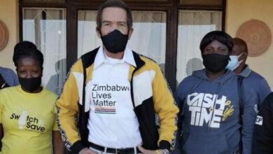 Photo of Former Botswana  President, Ian Khama Criticises Human Rights Abuses In Zimbabwe