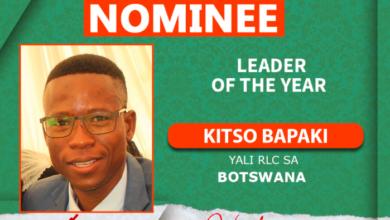 Photo of 5 Batswana Youth Shortlisted for Africa Youth Awards 2020